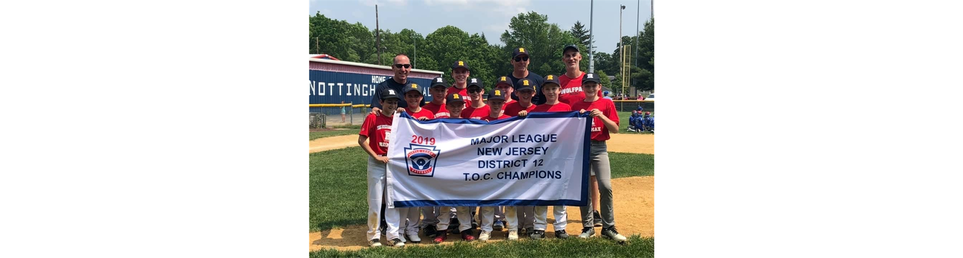 2019 Majors Division Tournament of Champions Winners