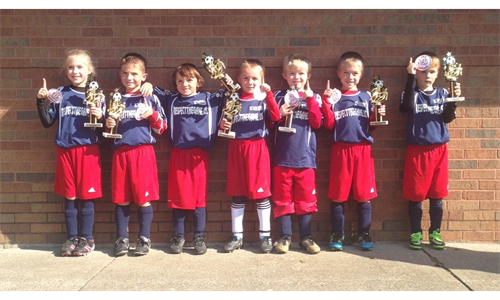 2013 MVS Passer Boys Champions