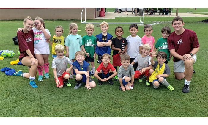 Tupelo Youth Soccer Camps