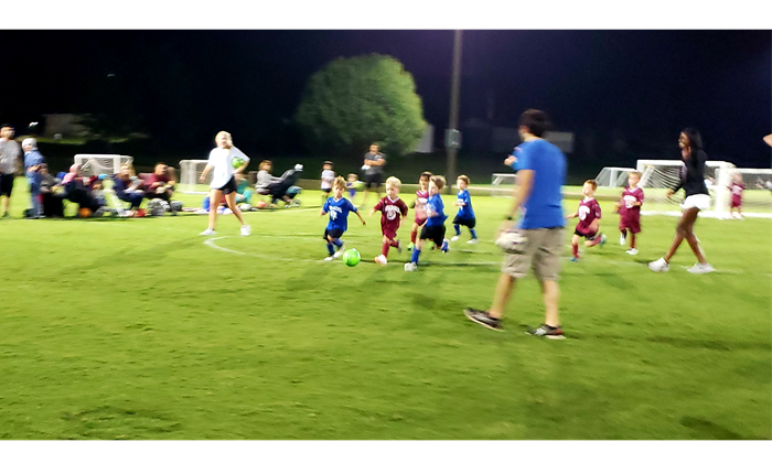 Tupelo Youth Recreational Soccer