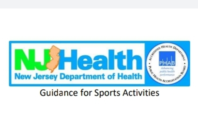 Covid-19 guidance for sports activities