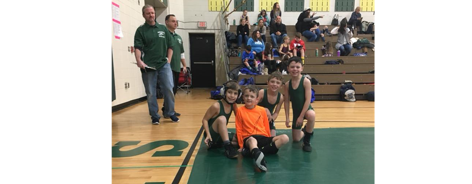Mainland Jr Wrestling