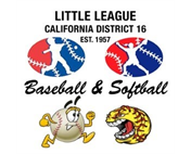 California District 16 Little League