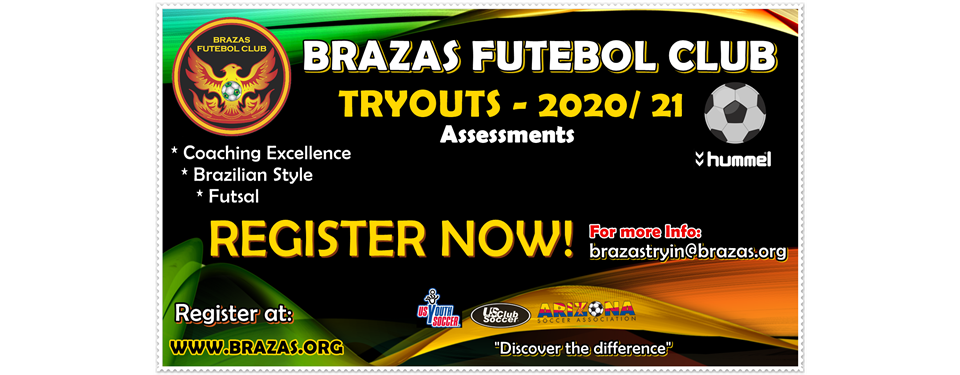 JOIN THE BRAZAS FC