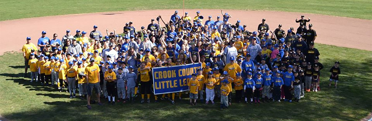 Crook Country Little League