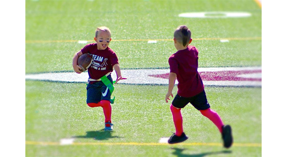 Our first season of Flag Football was a blast!!!!