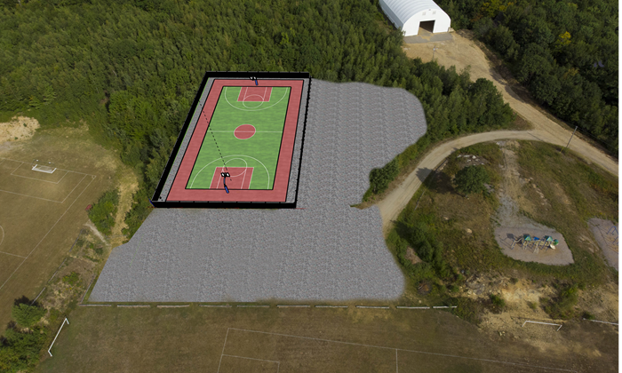 Basketball Court Project