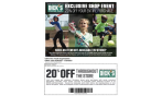 DICK'S Sporting Goods GYO Shopping Days!