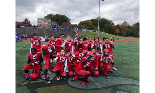 2018 RCPW JV Football DII Champions