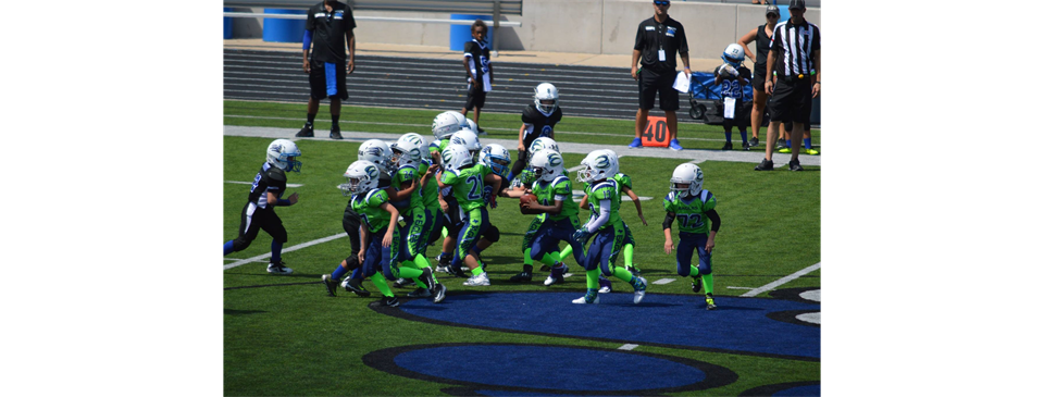 2nd Grade Eagles vs White Settlement Week 1