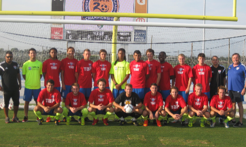 TBU Super 20 Squad - Finalists in North American Super 20 Championships
