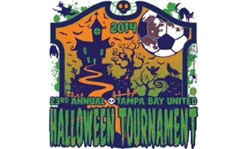 Register Now for Tampay Bay United's Halloween Tournament