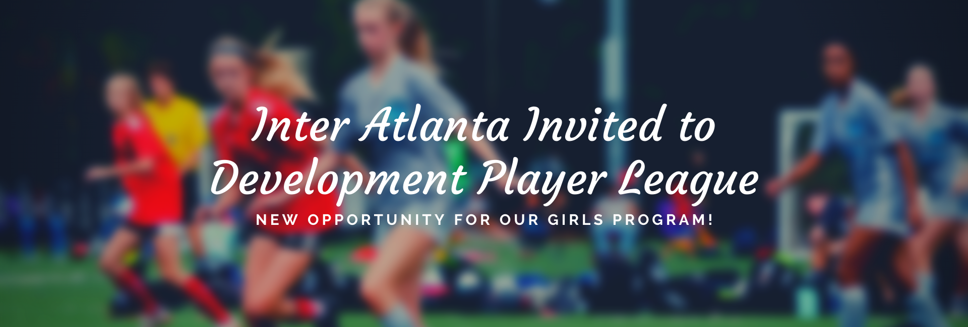Inter Atlanta joins DPL, all female league