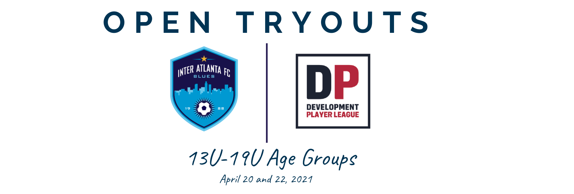 DPL Open Tryouts: April 20 & 22