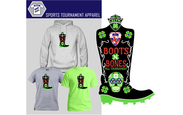 Tournament Apparel Online Store