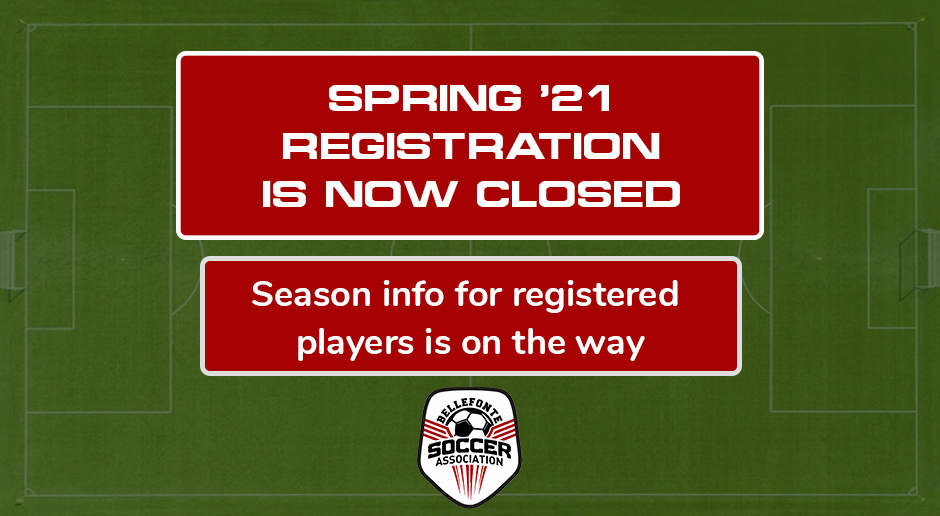 Be on the lookout for more season information