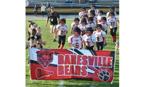Here come the Bears!