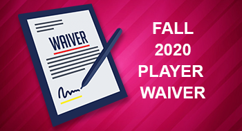 2020 Player Waiver
