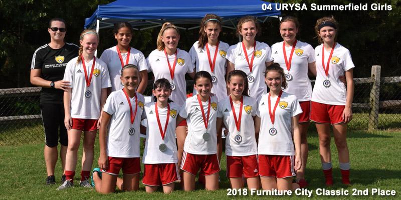 04 URYSA Summerfield Girls