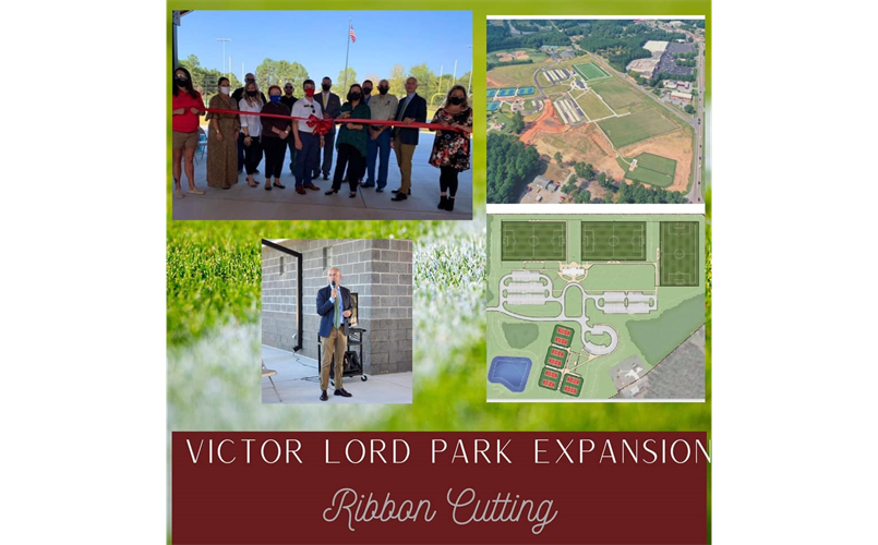 Victor Lord Park Expansion