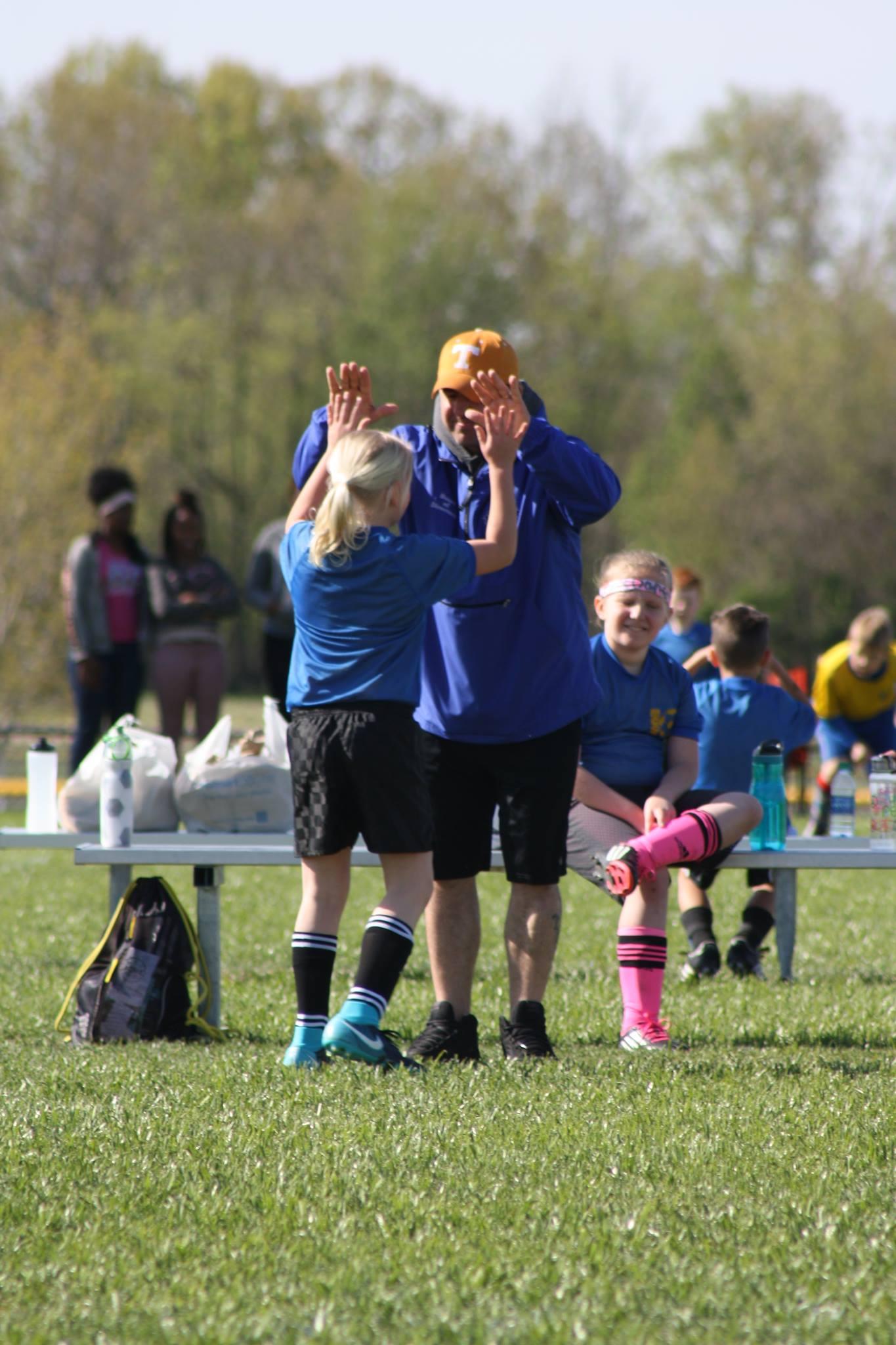 Soccer Coach MCSA Clarksville