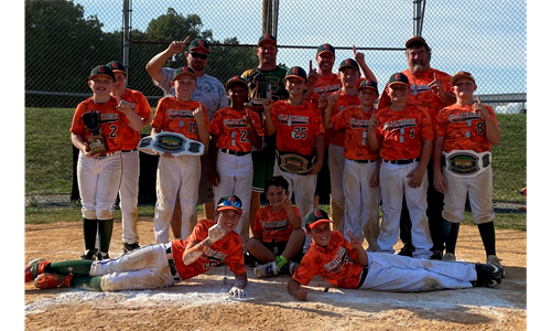 Congrats to the 11U Canes Green team!!  Champions of the Armed Forces Slugfest - Medal of Honor (