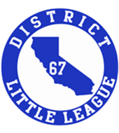 District 67 Little League Baseball