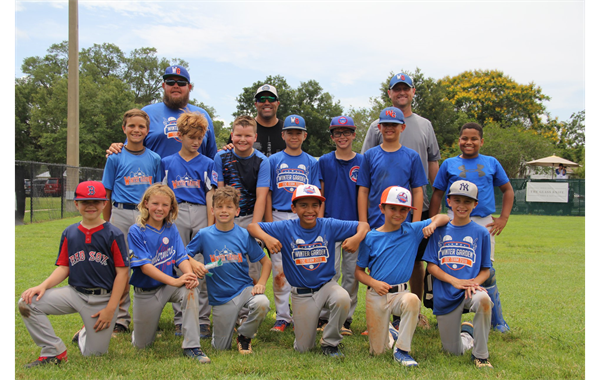 2019 ALL STAR TEAM - 10 YEAR OLDS