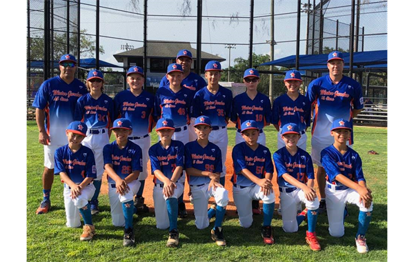 2019 ALL STAR TEAM - 12 YEAR OLDS
