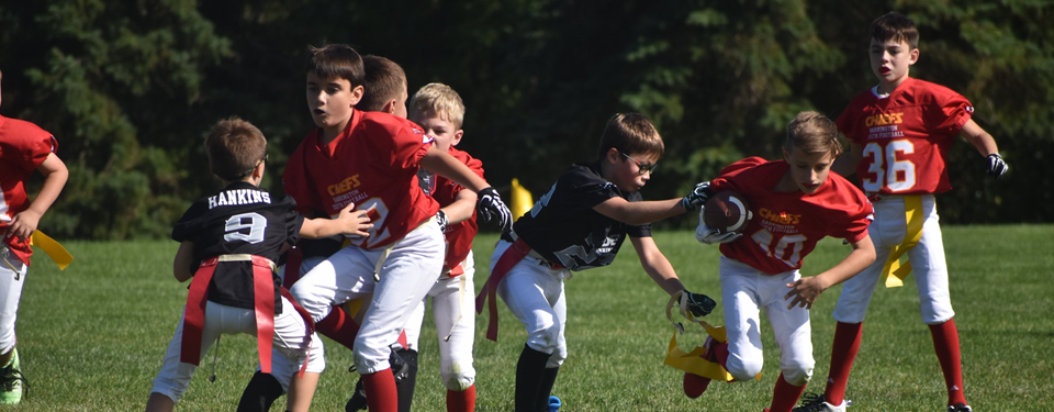 Fall Youth Football Camps Available!