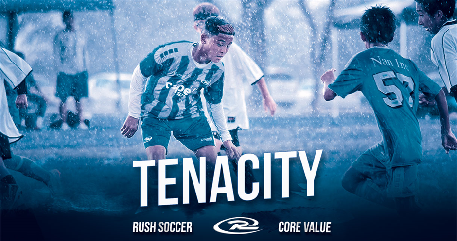 Core Value of the Month: Tenacity