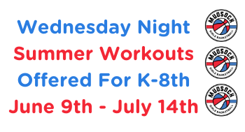 2021 Summer Workouts Announced