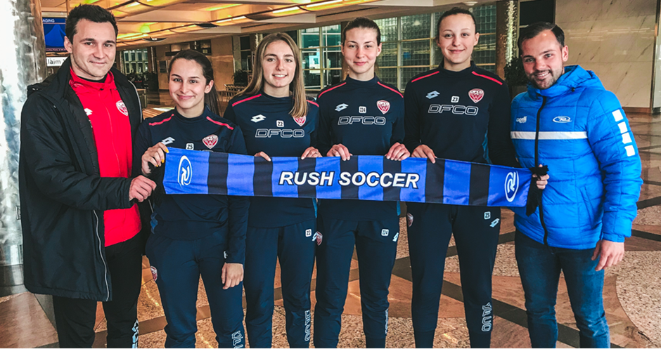 Colorado Rush Hosts Four French Players