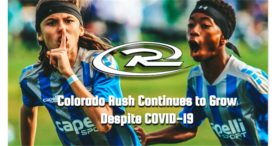 Colorado Rush Continues to Grow Despite COVID-19
