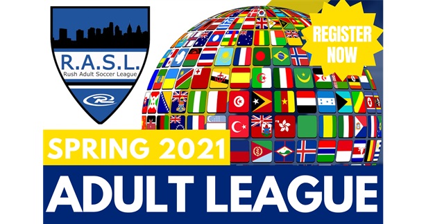 ADULT LEAGUE SPRING 2021