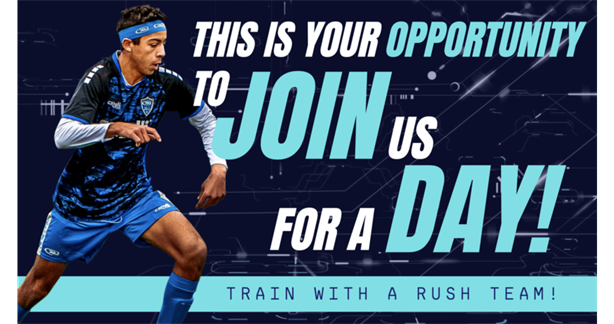 COME TRAIN WITH US