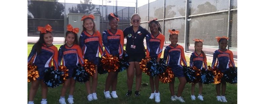 Broncos Cheer