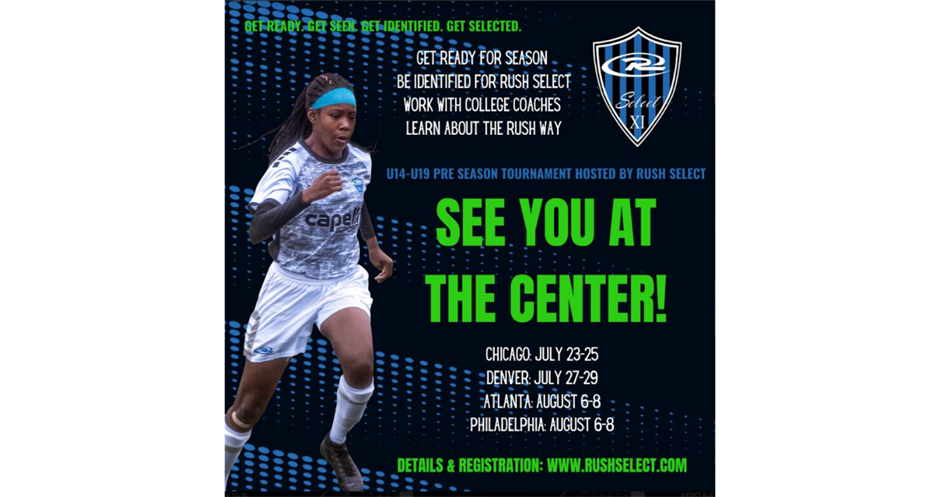 Rush Select Centers