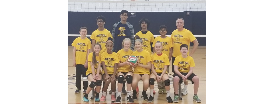 Perry Hall Youth Volleyball