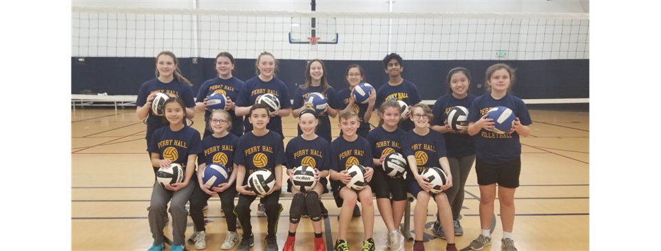 Perry Hall Youth Vball   Middle School