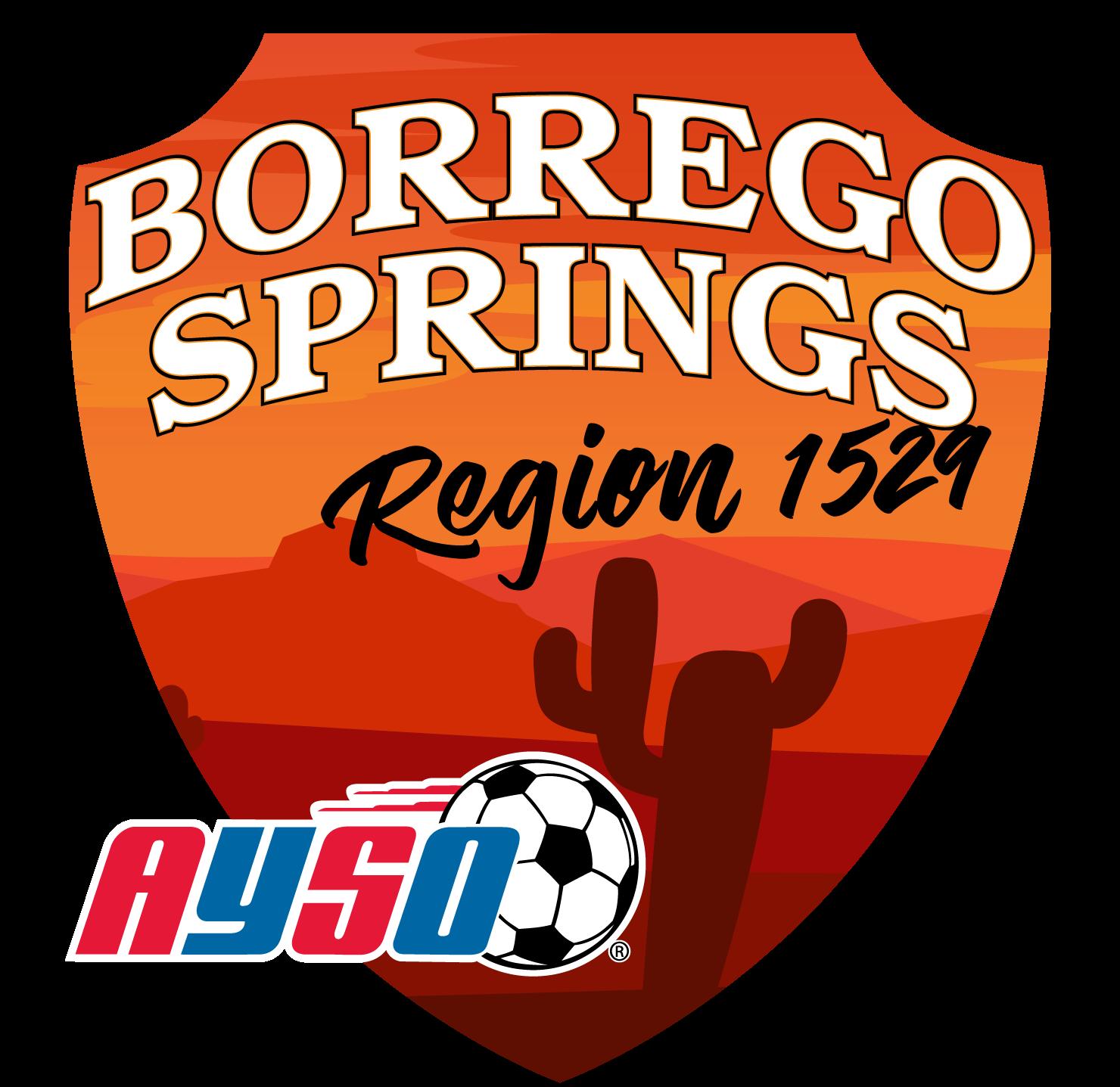 BORREGO SPRINGS - REGION 1529