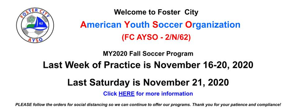 Foster City AYSO
