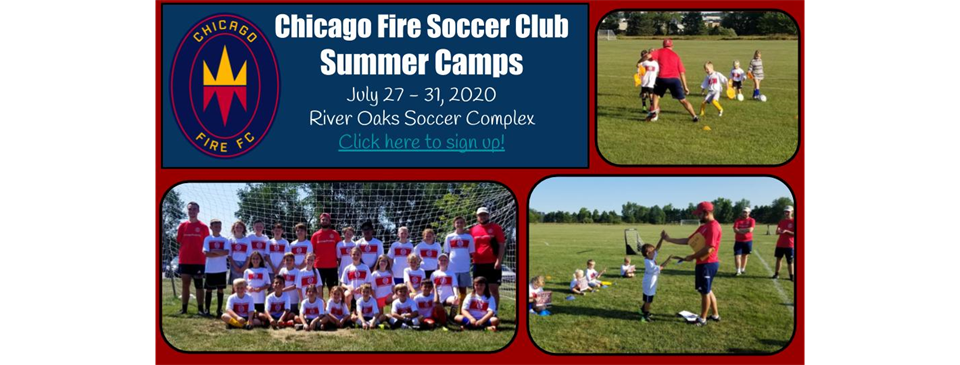 Chicago Fire Summer Soccer Camp