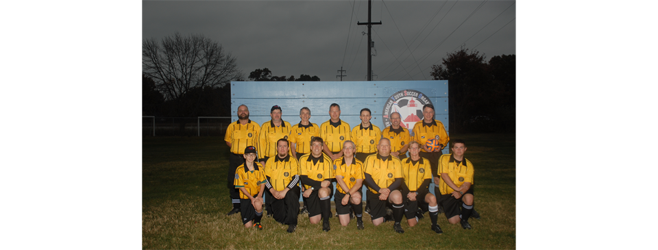 Become an AYSO Referee