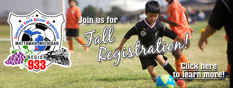 2020 Fall Registration