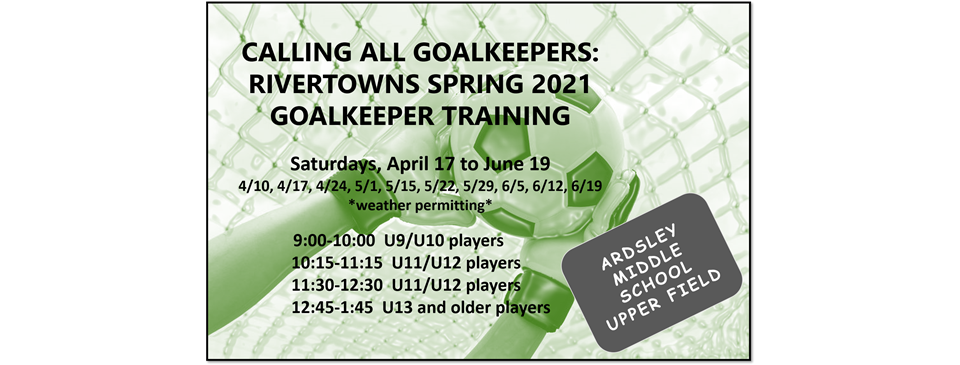 Click the pic for info about Goalkeeper Training!