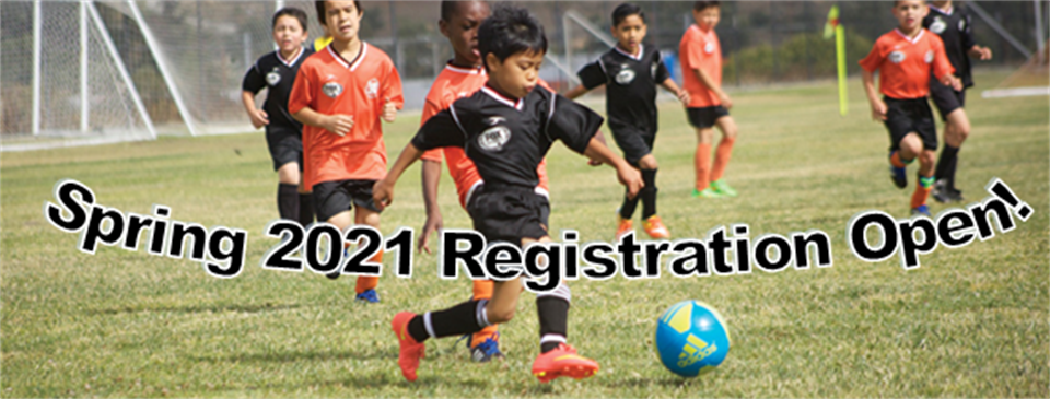 Spring Season Registration
