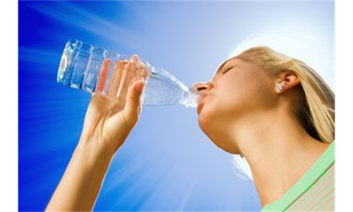 WARM WEATHER FORECASTED: Supply your kids with plenty of Water.  Do not wait for them to get thirsty.