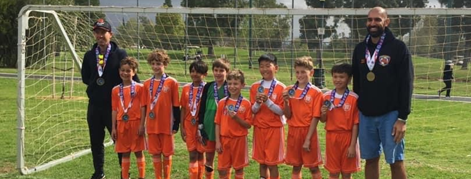 Congrats BU10 All Star Champs!