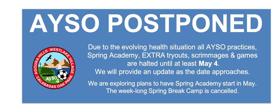 AYSO Postponed_Mar 27